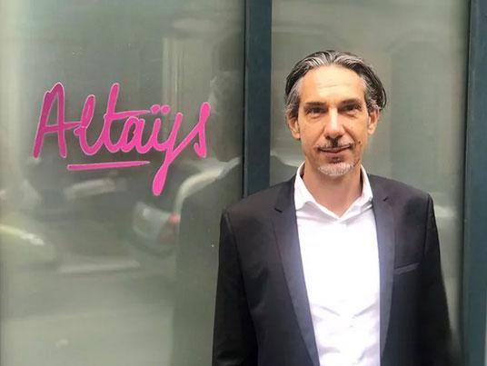 Jean-Christophe Cicile - Directeur commercial Altays