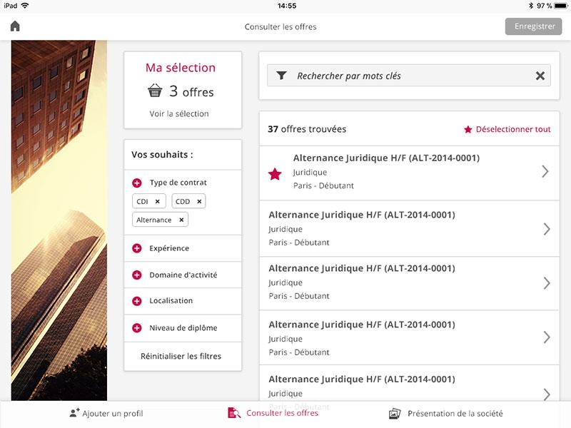 Altays Mon Forum Digital liste des offres