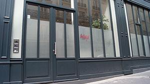 Altays- Paris le siège