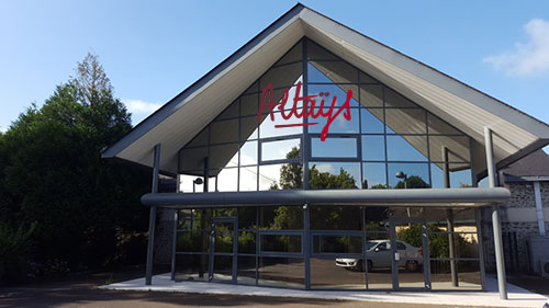 Altays recherche et développement- Laval