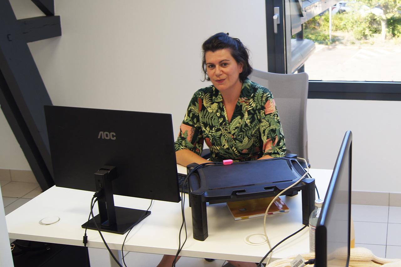 Anne-Laure, Développeuse PHP, Altays