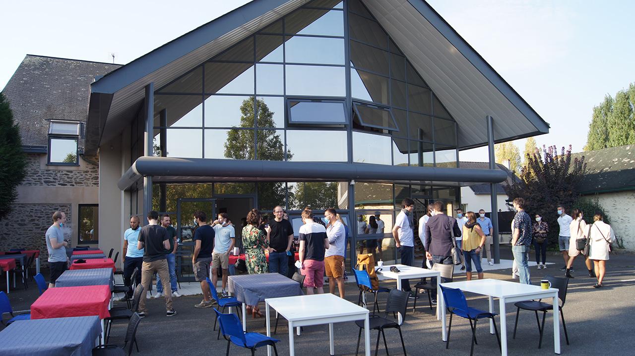 Inauguration RetD Altays Laval