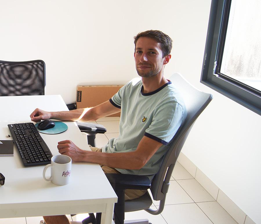 Baptiste, intégrateur chez Altays à Laval