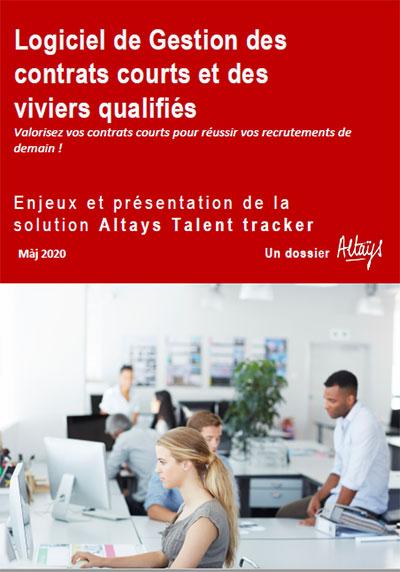Dossier Altays Talent tracker