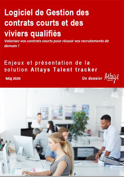 Dossier Altays Talent tracker