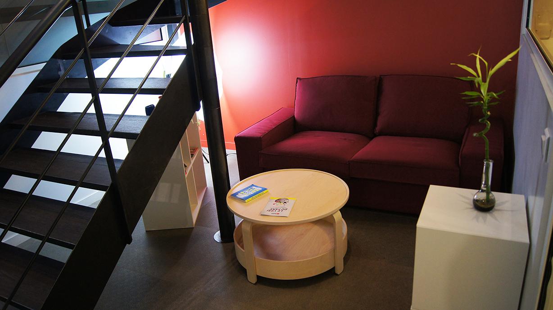 Espace bibliothèque Altays paris